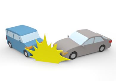 交通事故のけがの内容によって損害賠償は変わります